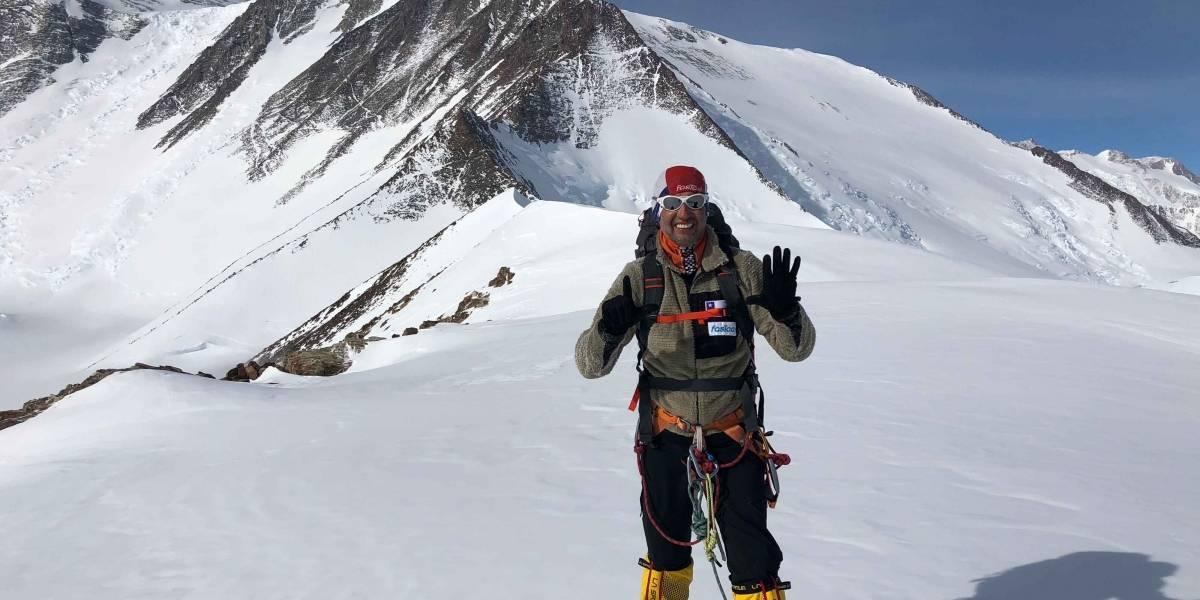 Expedición Ruta de los Sueños: el proyecto del montañista chileno que invita a soñar