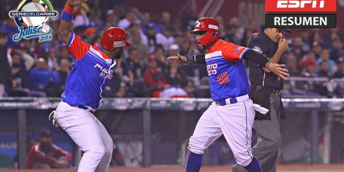 Histórico bicampeonato para Criollos y Luis Matos en Serie del Caribe