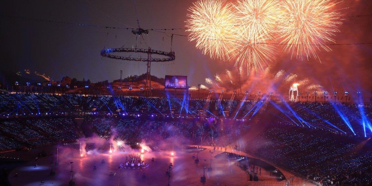 FOTOS. Corea del Sur brilla con hermosa inauguración de Juegos Olímpicos de Invierno