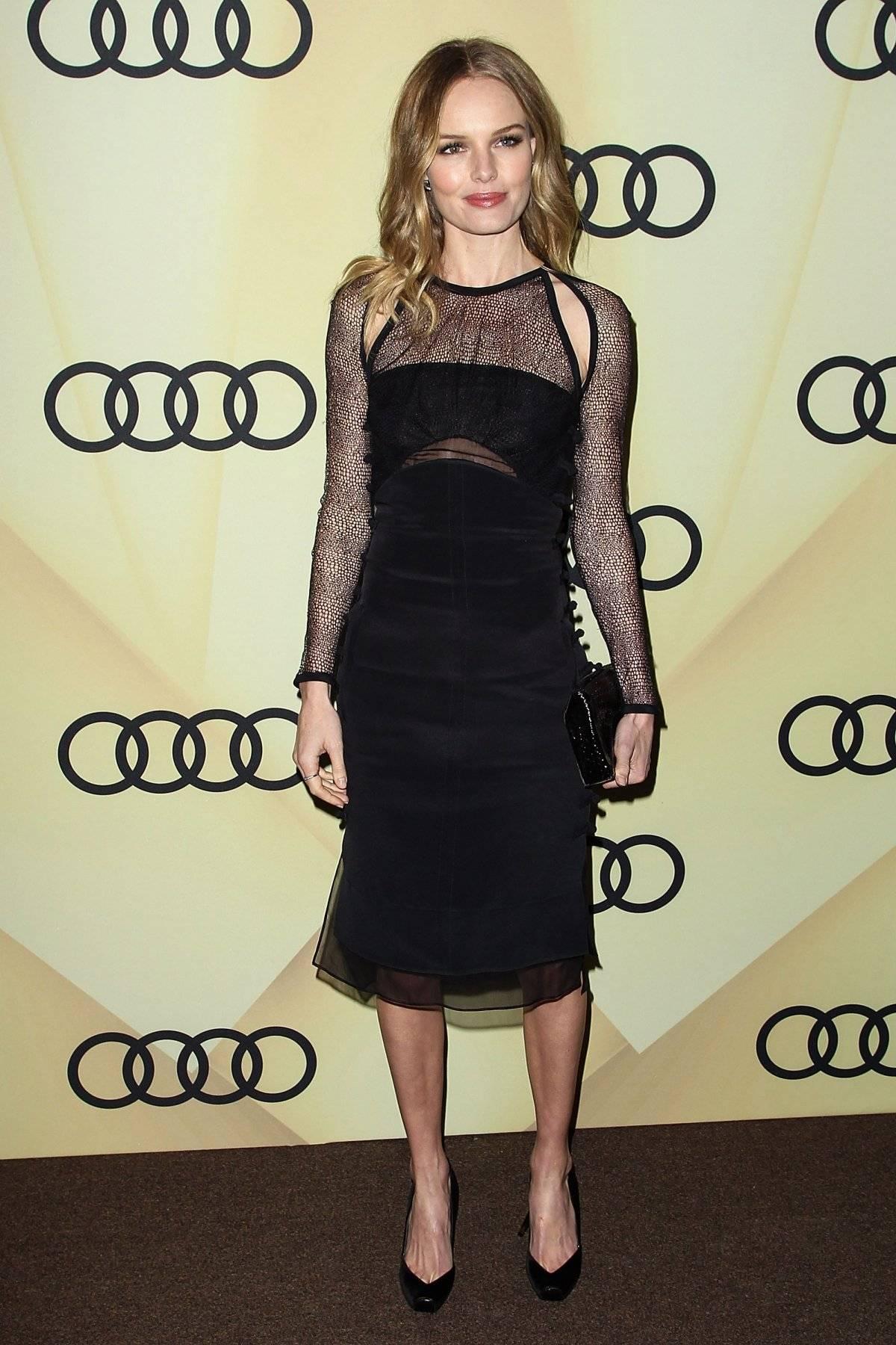 Audi Kicks Off Golden Globes Week 2013 - Arrivals