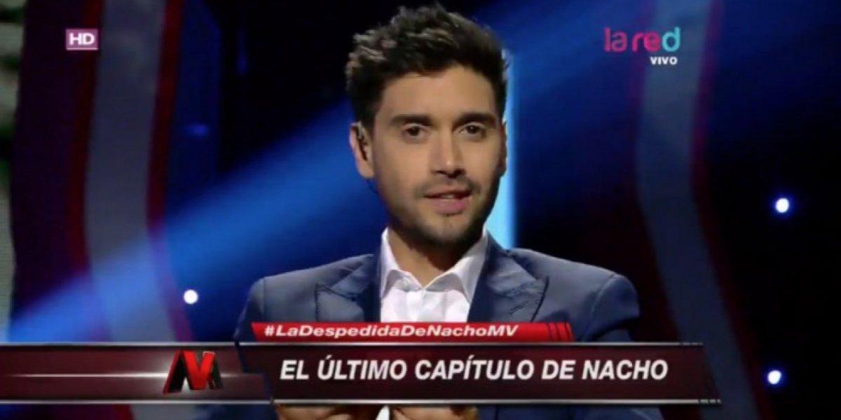 """La emotiva despedida de Ignacio Franzani en """"Mentiras verdaderas"""""""