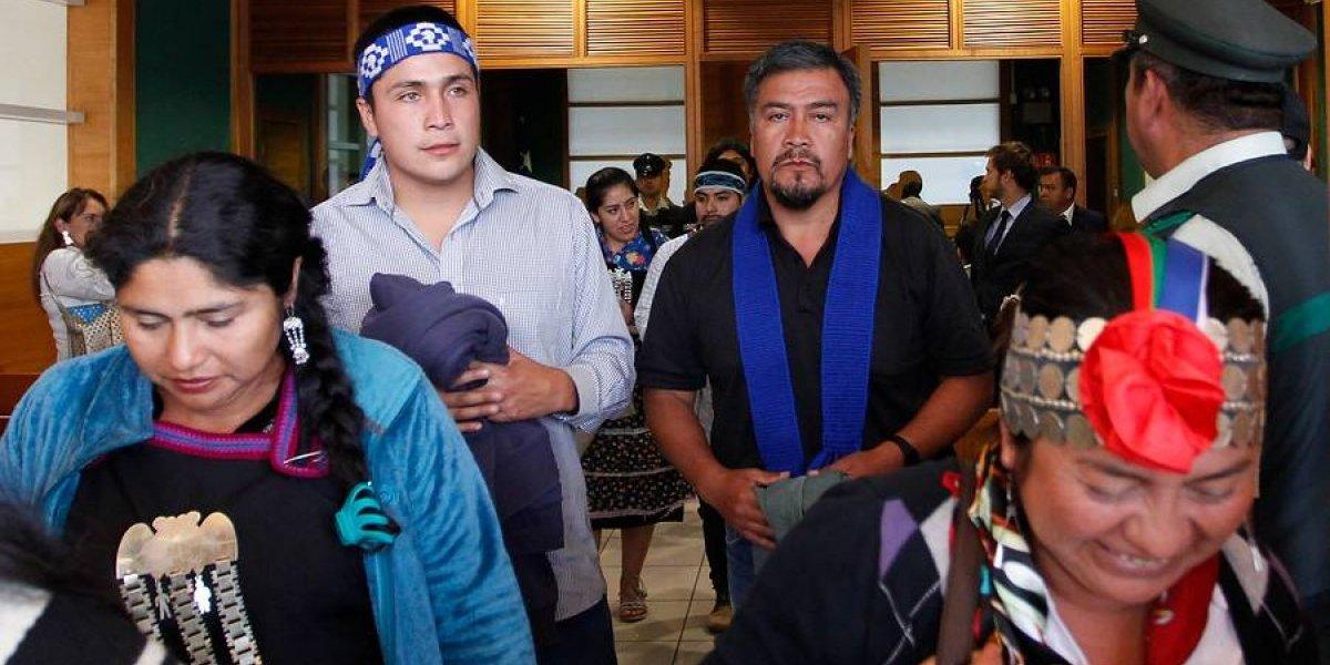 "Golpe por partida doble al Gobierno en ""Operación Huracán"": comuneros detenidos quedaron sobreseidos"