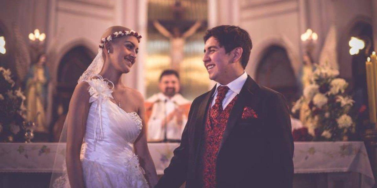 Magallanes llora a una grande: murió Daniela Soto, la novia que deslumbró a todos por su batalla contra el cáncer
