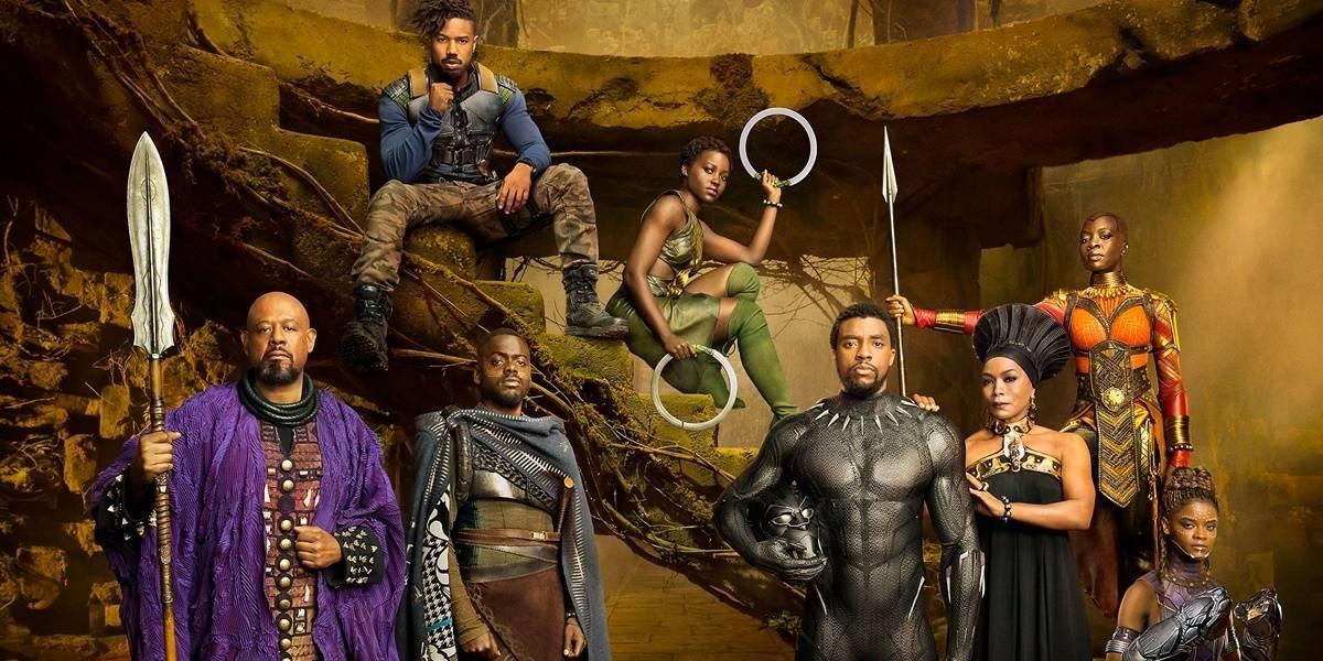 'Pantera Negra' é o primeiro filme da Marvel a estampar a capa da TIME