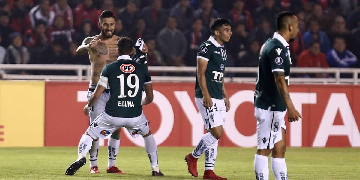 Independiente Santa Fe será el rival de Santiago Wanderers en la Libertadores