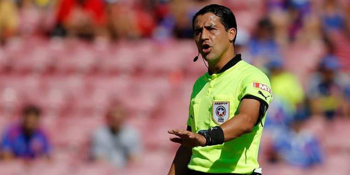 Los árbitros para la segunda fecha del Campeonato Nacional 2018