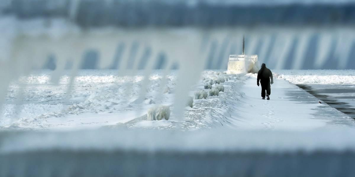 Dos muertos por tormenta invernal en EEUU