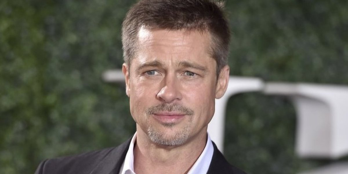 Brad Pitt provoca accidente múltiple