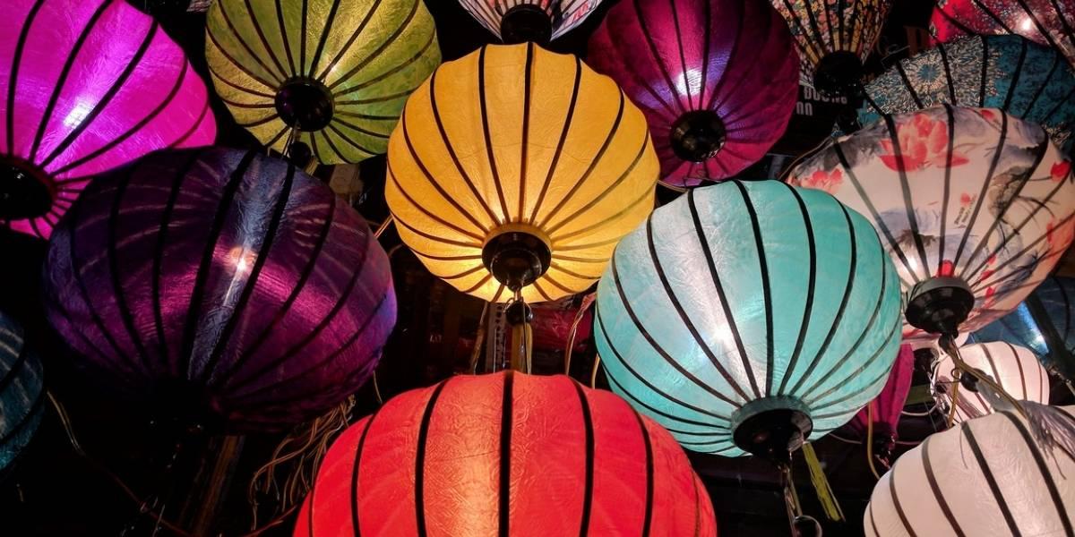 Festival das Lanternas comemora o Ano Novo Chinês no parque do Ibirapuera em março