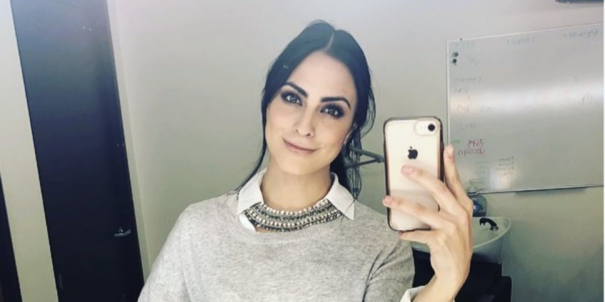 'Con todo respeto', Valeria Marín se burla de Chávez Jr.