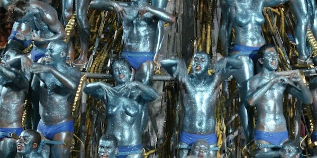 Desfiles de Carnaval marcantes, mas que foram derrotados, são homenageados em livro