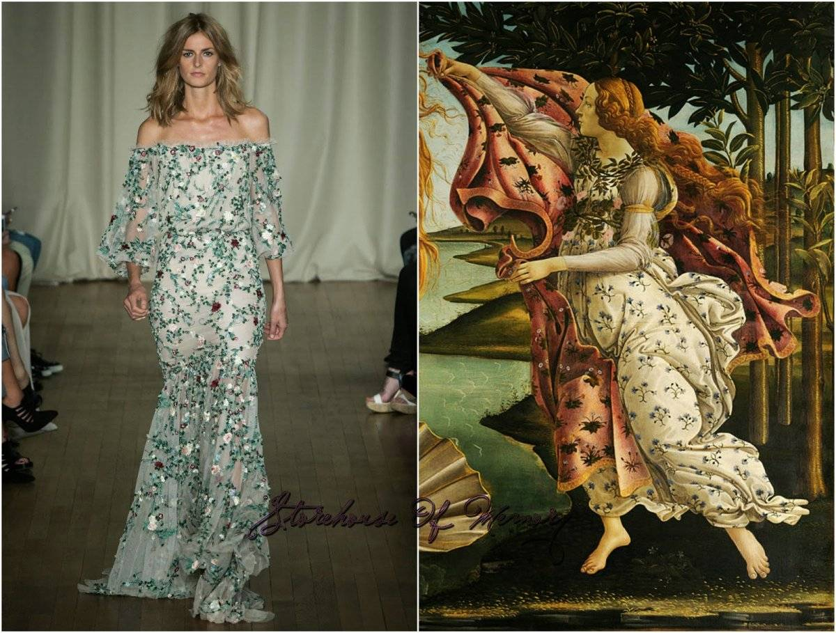 marchesa botticelli