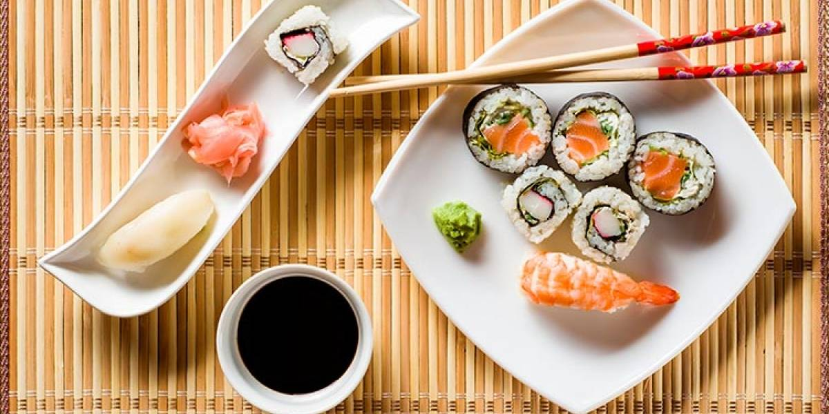 Chile lidera ranking latinoamericano en pedidos de sushi