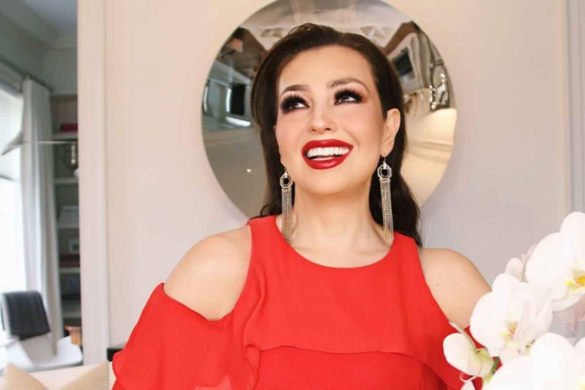 Thalía publica foto sin maquillaje y ¡siguen las críticas!