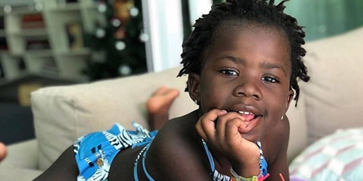 Giovanna Ewbank revela quem é a verdadeira 'princesa' de Titi