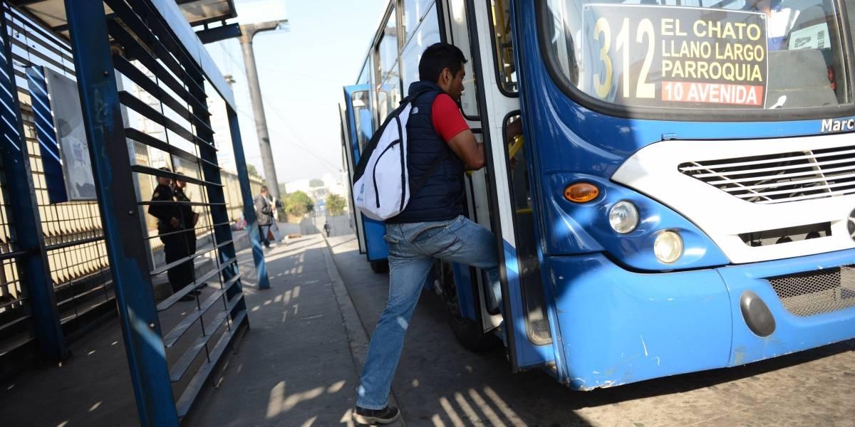 Contraloría señala irregularidades acerca del Transurbano