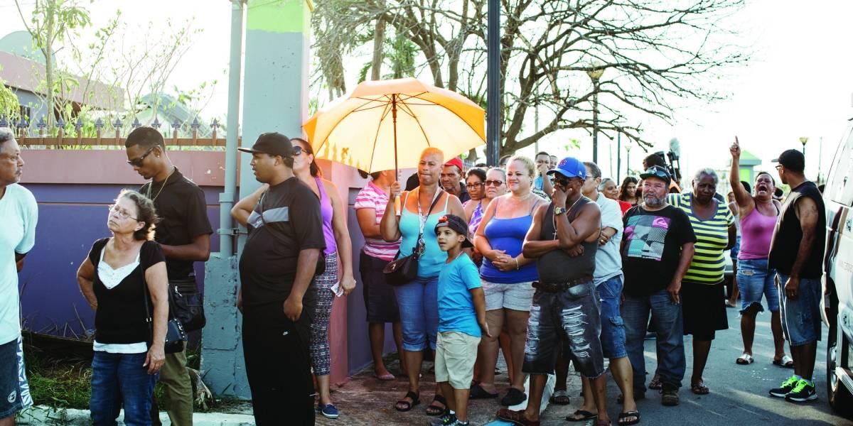 La licitación para enviar comida a Puerto Rico se volvió  una 'pesadilla logística'