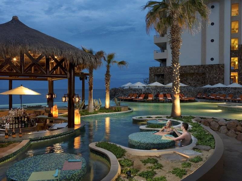 Hoteles de lujo en pareja Mexico