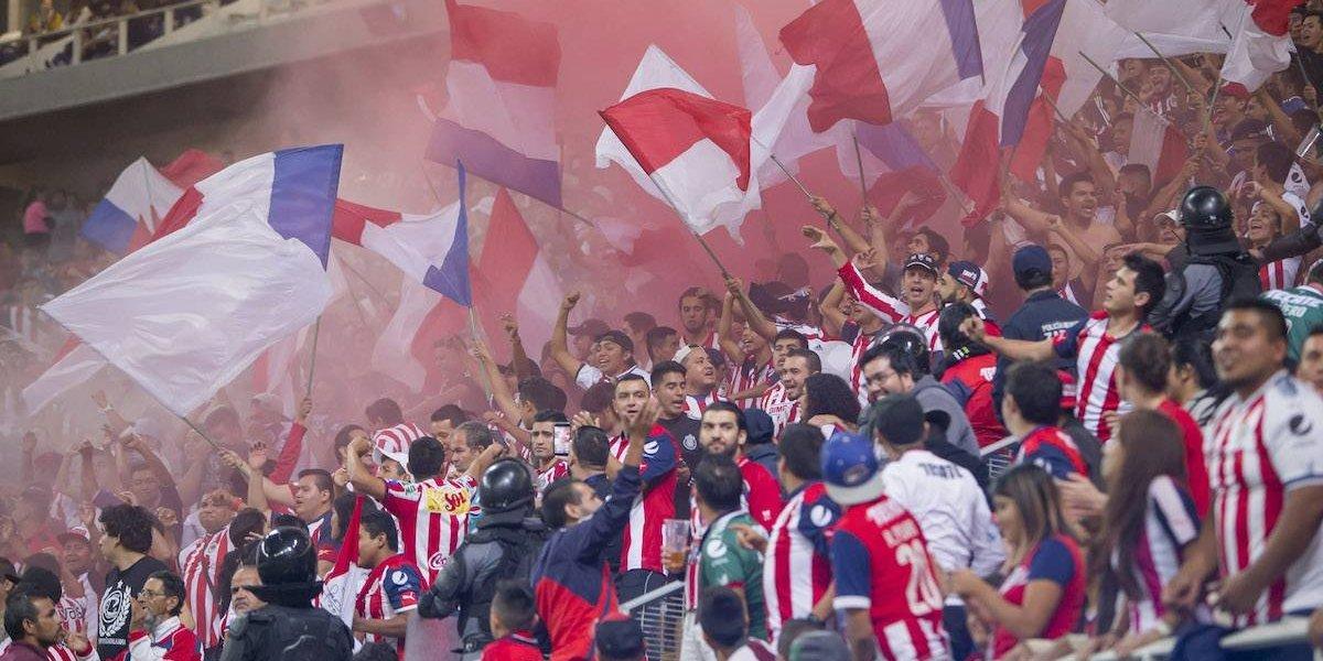 Chivas es el equipo con más aficionados en México