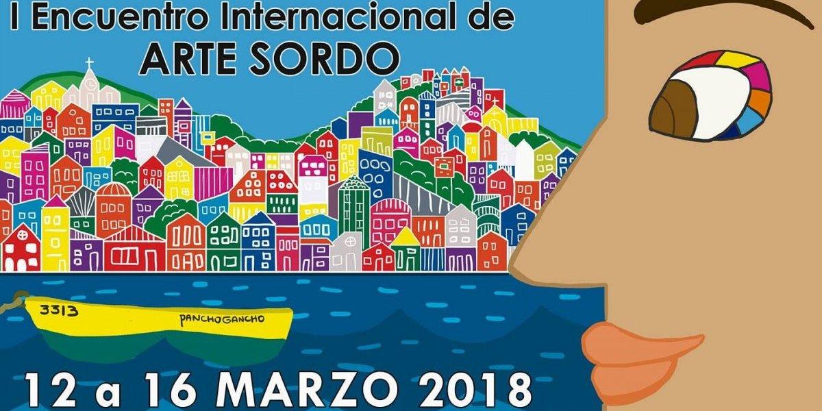 Valparaíso será el escenario del Primer Encuentro Internacional de Arte Sordo