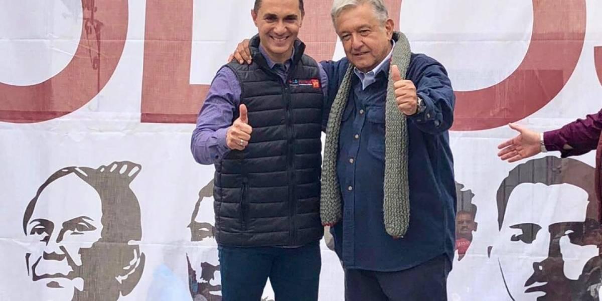 Adolfo Ríos va con Morena por la alcaldía de Querétaro