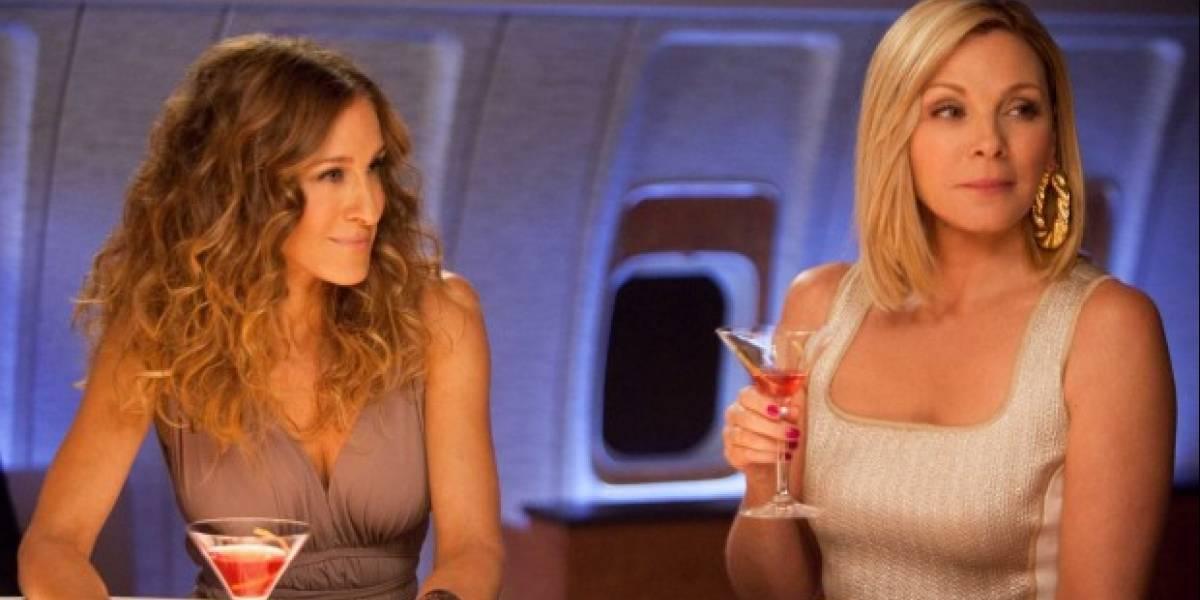 """Pelea en """"Sex and the city"""": Kim Cattrall llama 'hipócrita' a Sarah Jessica Parker"""