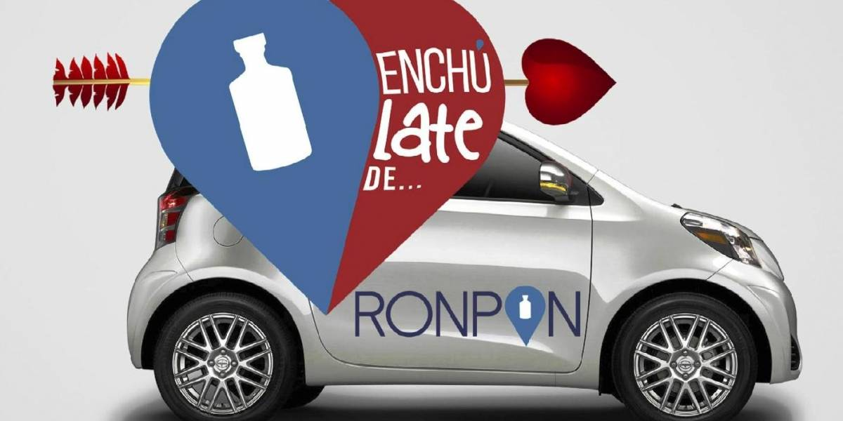 Ronpon lanza aplicación móvil para delivery