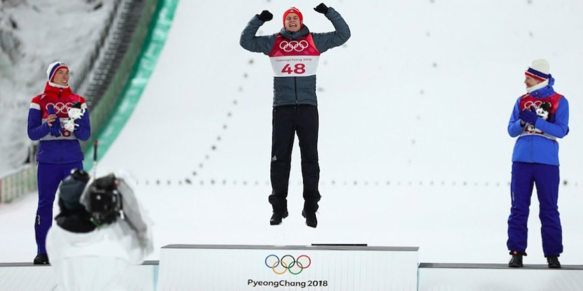 ¡Viva el amor: Tinder la rompe en los Juegos Olímpicos de Invierno!