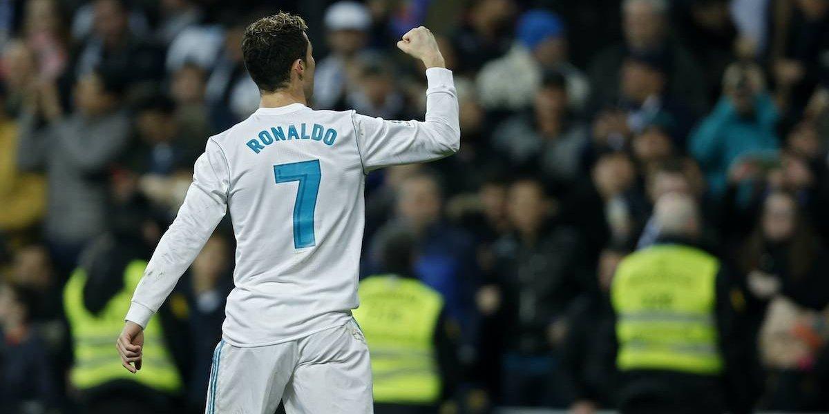 ¡Moreno ni a la banca!  Real Madrid golea a la Real Sociedad con triplete de Cristiano
