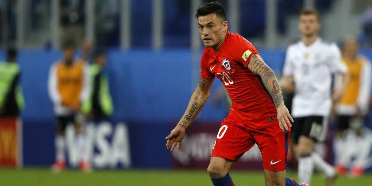 Charles Aránguiz no vio acción en derrota del Leverkusen