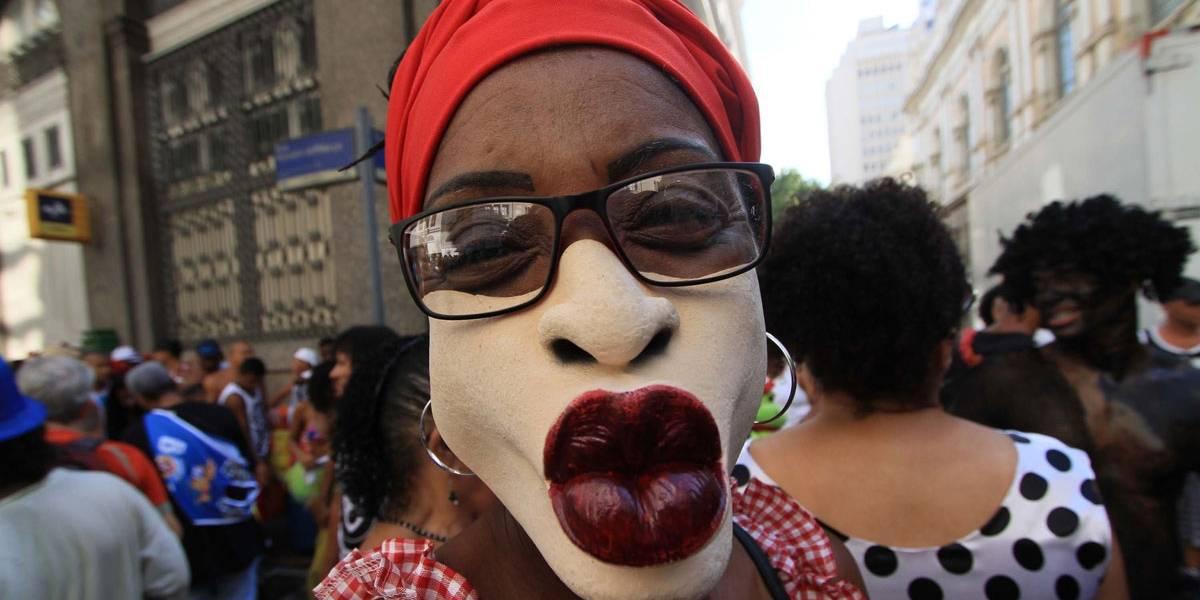Bola Preta sai pela 100ª vez e abre oficialmente o carnaval do Rio