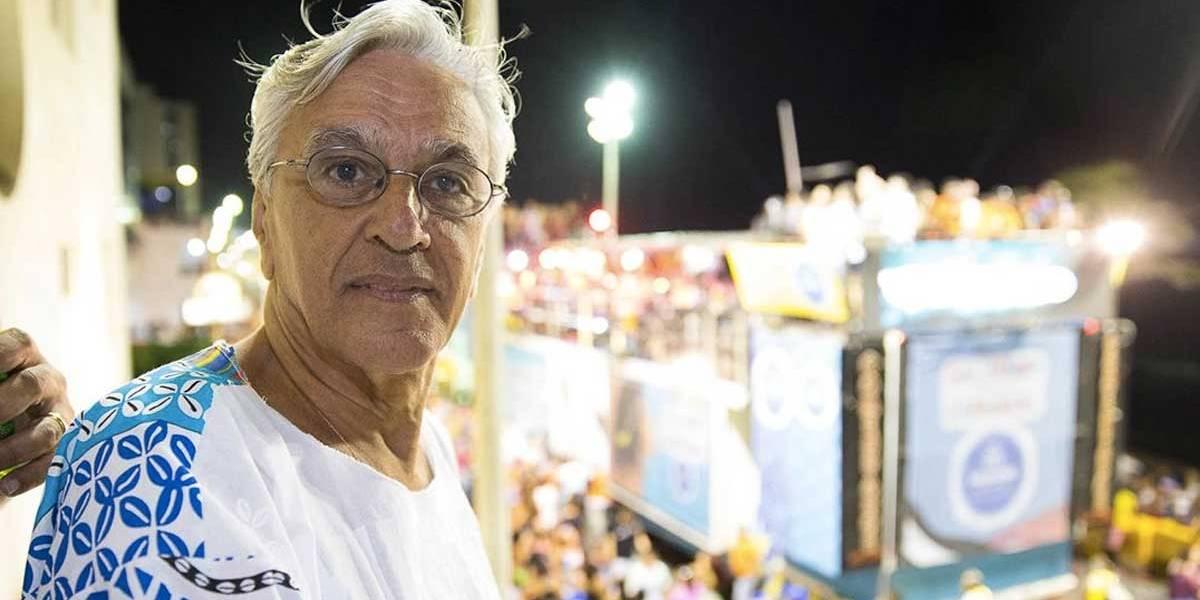 Eu gosto de Popa da Bunda, revela Caetano Veloso
