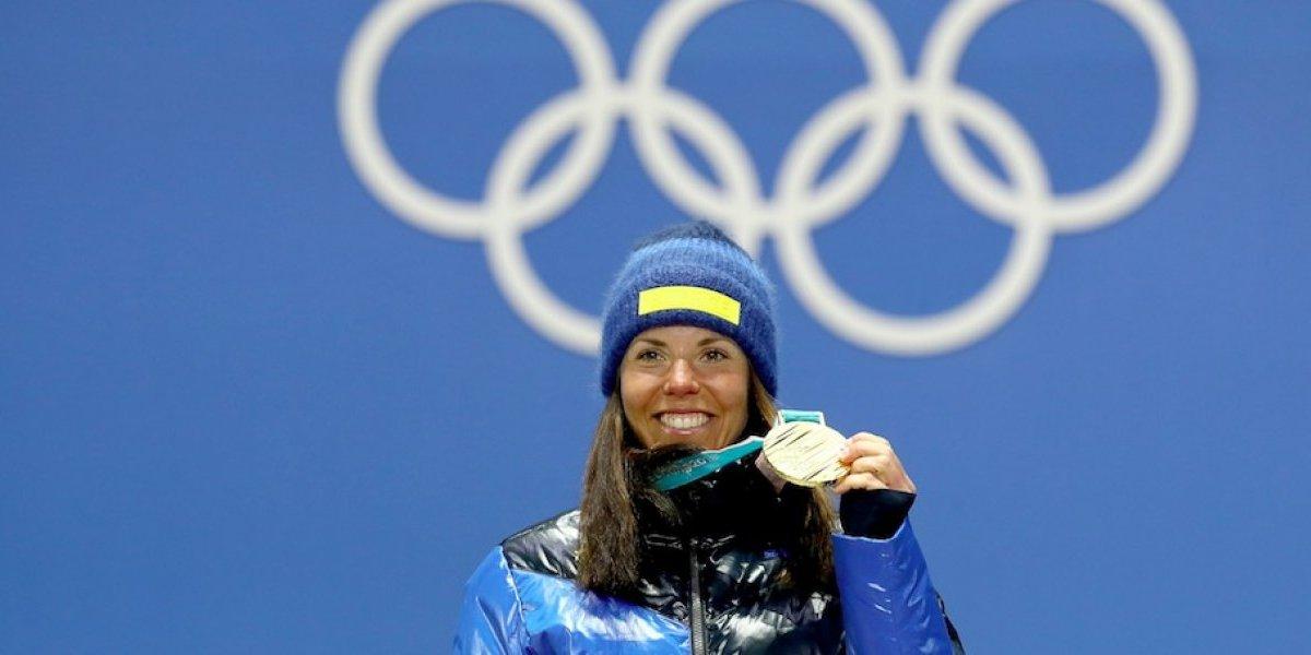 Suecia gana el primer oro en Juegos de Invierno