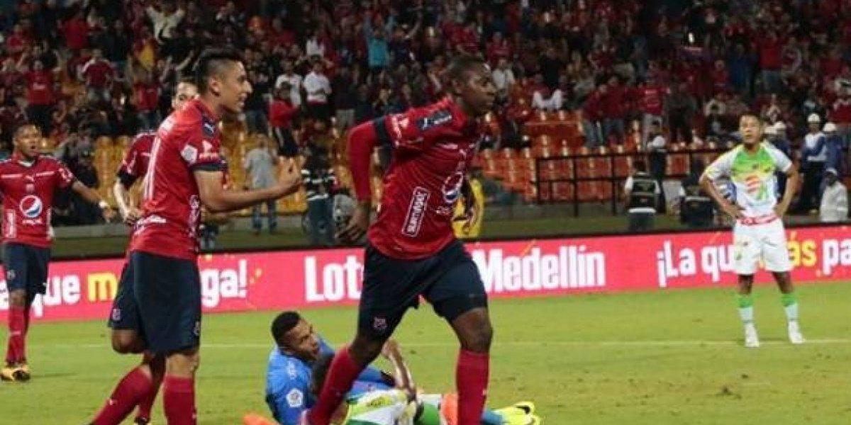 Millonarios regresa a Medellín, esta vez por liga ante el DIM