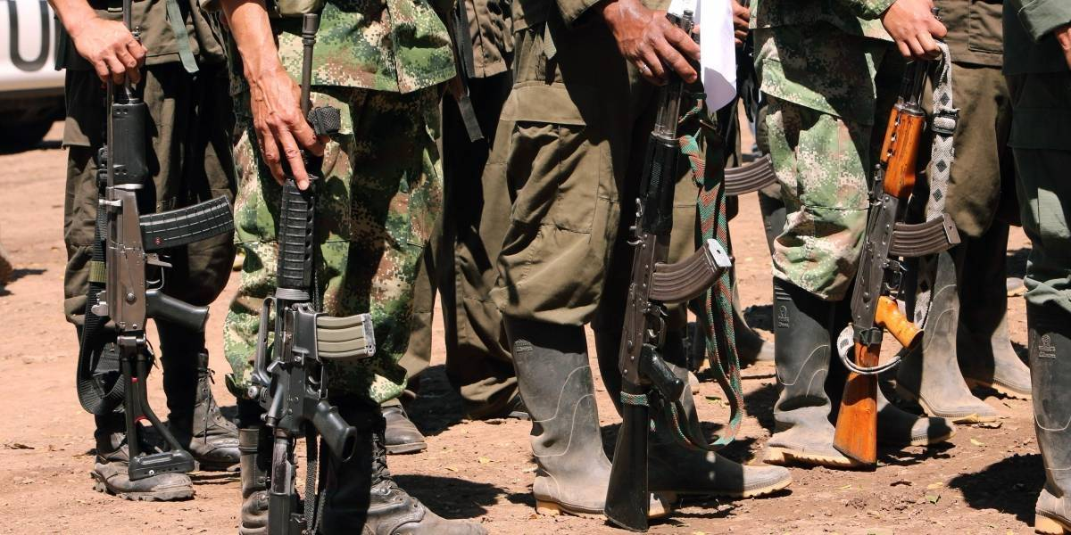 Mueren nueve disidentes de las Farc en operación militar
