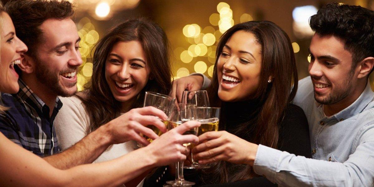 Los 6 mejores lugares para celebrar con tus amigos