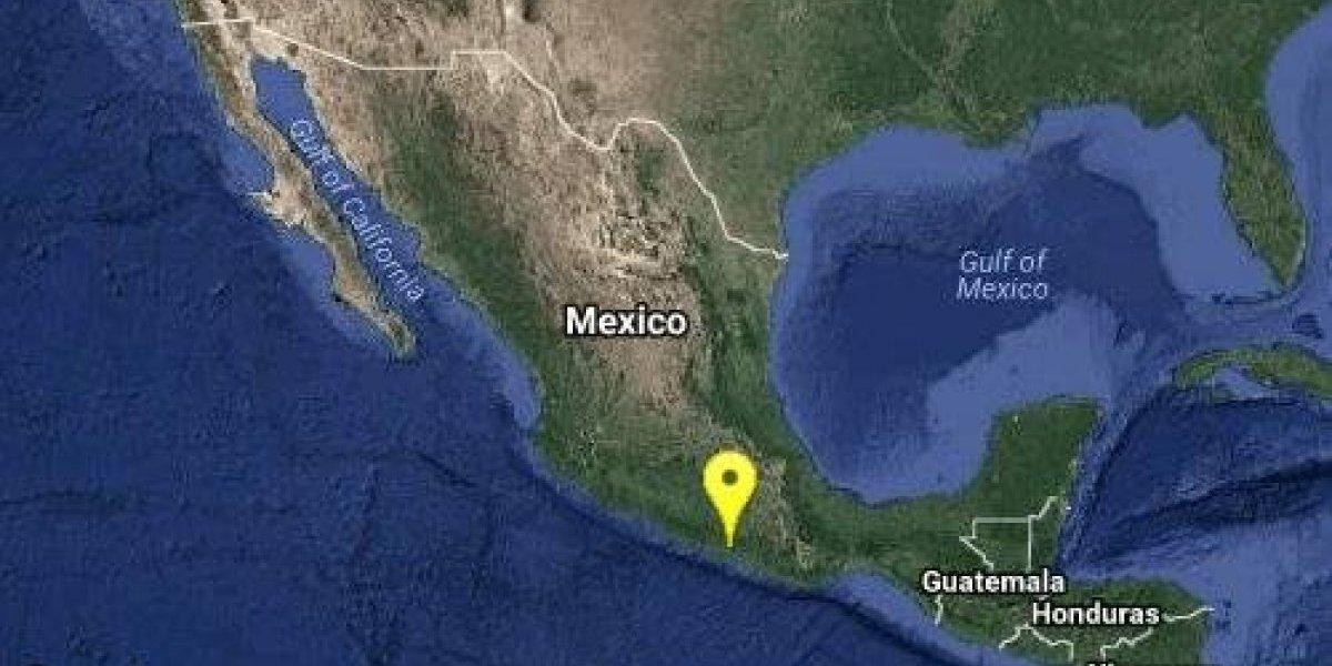Sin daños tras sismos simultáneos en Guerrero y Chiapas