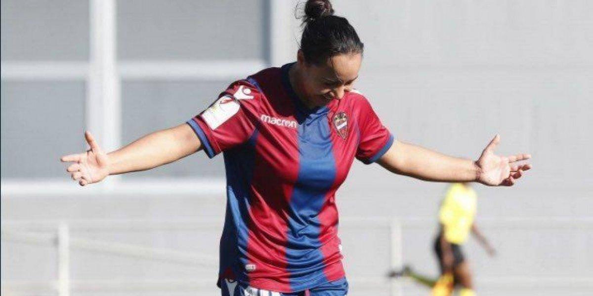 VIDEO: Con golazo de Charlyn Corral, Levante rescata empate