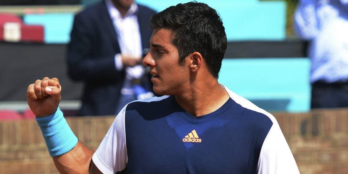 """Vuelve el """"Tanque"""": Garin estará ante Argentina por Copa Davis"""