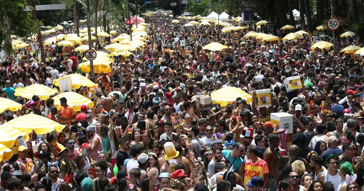 Milhares de pessoas tomaram as ruas no Ibirapuera Renato S. Cerqueira/Futura Press