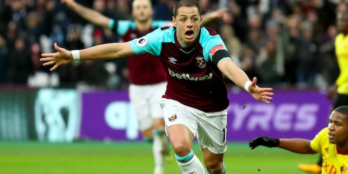 VIDEO: 'Chicharito' Hernández anota en victoria del West Ham