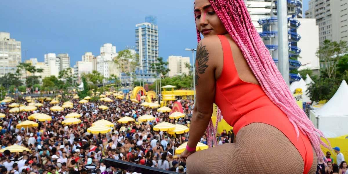 Largo da Batata se consolida como ponto de encontro do carnaval de SP