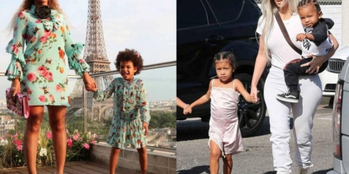 7 famosos que decidieron nombrar a sus hijos de una forma muy inusual