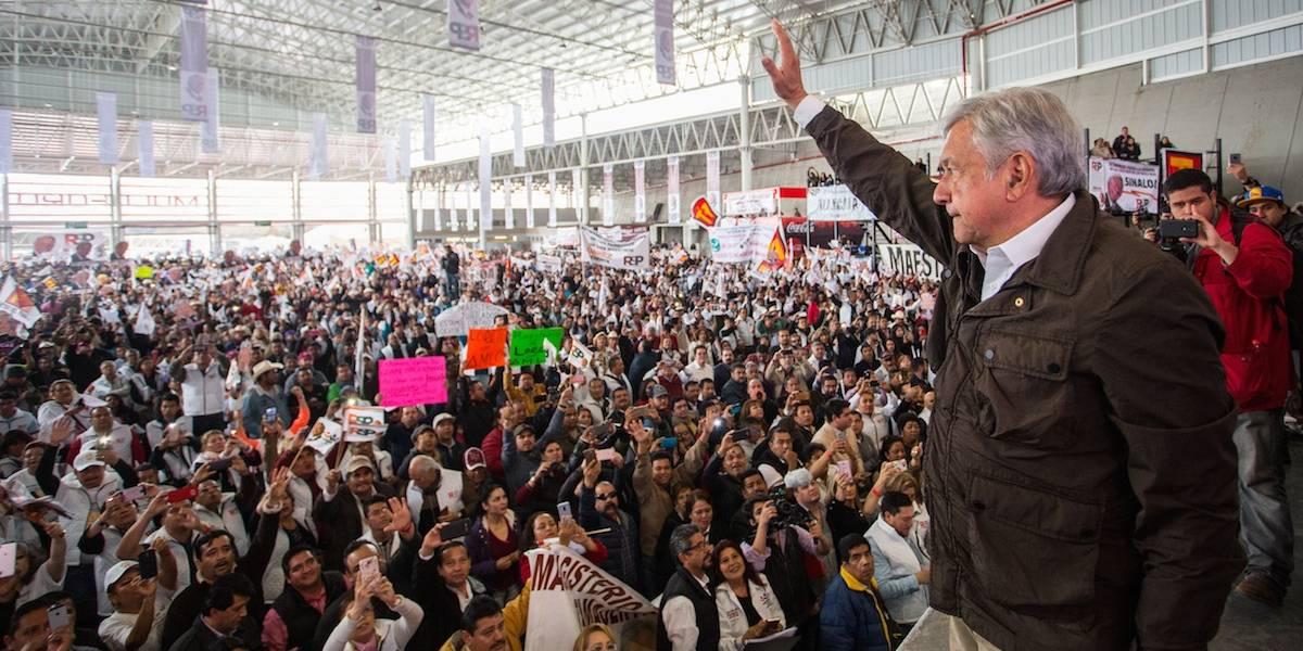 Presidenciables privilegian la palabra México enarranque de campañas