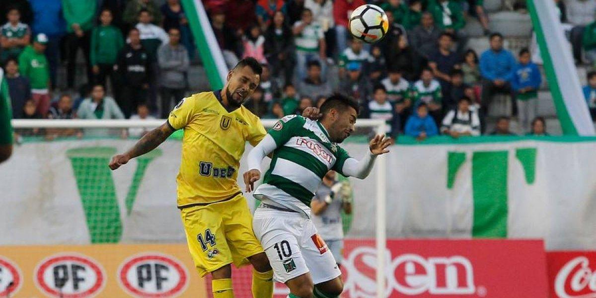 Temuco y U.de Concepción empataron y todavía no saben de triunfos en el Campeonato Nacional 2018