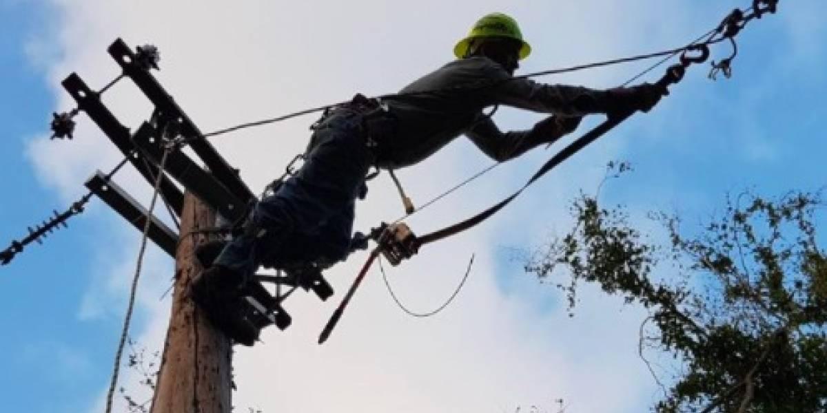 La mayoría de los clientes afectados por apagón tienen luz dice AEE