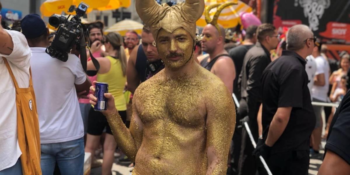 Carnaval de rua: bloco 'Tarado ni Você' reúne fantasiados em SP