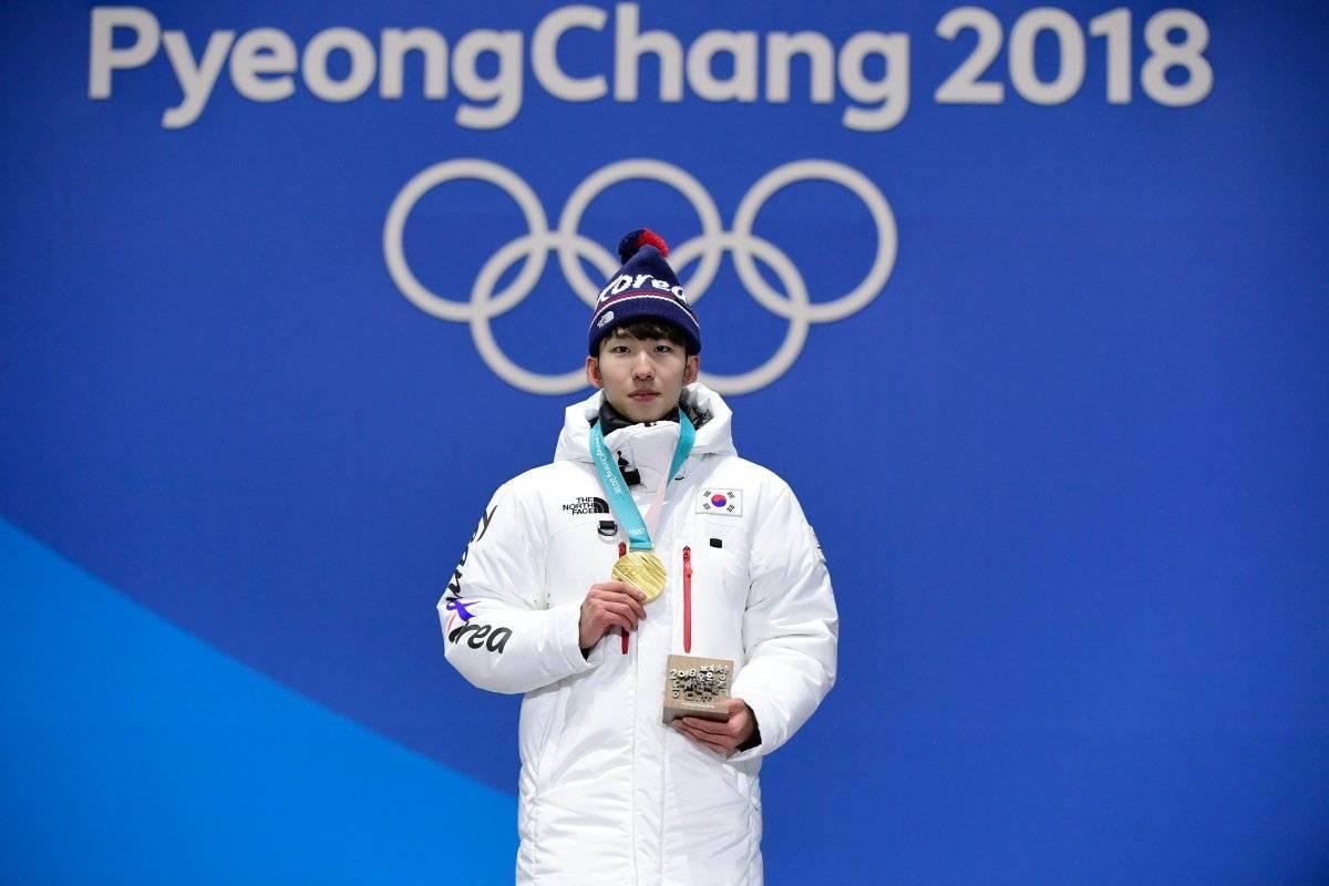 Lim Hyo-Jun le dio la primera medalla de oro a a Corea del Sur