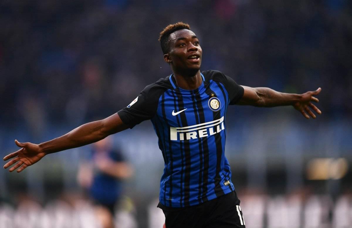 El francés Yann Karamoh le dio el triunfo al Inter.
