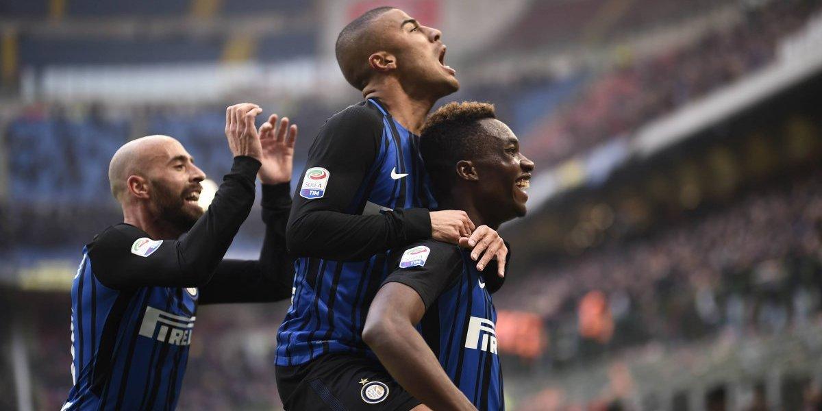 El Inter termina con su crisis y vuelve a ganar